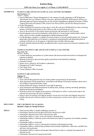 Family Advocate Resume Sample Patient Care Advocate Resume Samples Velvet Jobs 20
