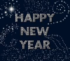 Happy new year, 2021 numbers on green fir branches and holiday ornaments on white background. Happy New Year Gif 2021 Pictures Messages Cards Newyear2021s