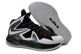 all lebron shoes 1 10. nike lebron 10 ps elite white black game 1 pe all lebron shoes