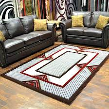 burdy and grey area rugs gray red rug black modern contemporary