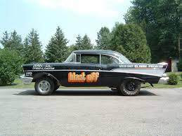Photo: usa1 1957 Chevy BLASTOFF outside 013.jpg | Tri Five 55 56 ...