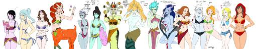 dota 2 female heroes by sioniris on deviantart
