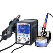 <b>Паяльная станция YIHUA 995D</b> с термофеном купить в интернет ...