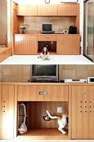 Space friendly furniture Interior Dog Friendly Furniture Awesome In Living Room In Japan His Basset Hound Has Hidden Snack Lushome Dog Friendly Furniture Awesome In Living Room In Japan His Basset