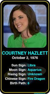Courtney Hazlett Libra Famous Libras 1 Libra