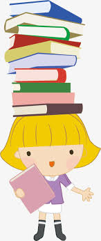 a pile of books book textbook cartoon png image and clipart