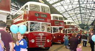 Image result for lothian buses doors open day