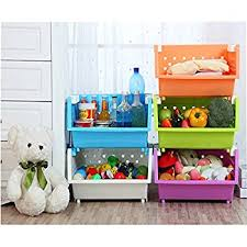 toys storage furniture. magdesigner 2 sets kidsu0027 toys storage organizer with wheels can move everywhere large basket natural furniture