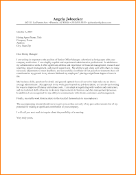 Entry Level Administrative Assistant Cover Letters 9 General Administrative Assistant Cover Letter Quick Askips