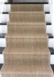 Carpet Options For Stairs How To Seagrass Stair Runner Shine Your Light