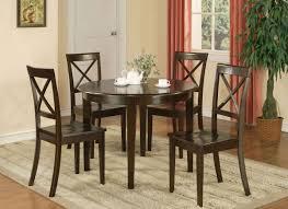 Round Oak Kitchen Tables Round Cherry Wood Kitchen Table Gettysburg Farmhouse Table