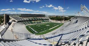 Csu Canvas Stadium Seating Chart Canvas Stadium Sonny Lubick Field At Colorado State Stadium