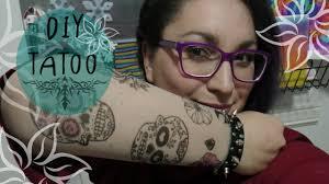 Tatuaggi Stupendi Fai Da Te Che Sembrano Veri Diy Tattoo Sleeve