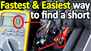 How To Test For Battery Drain With A Test Light How To Find A Short In A Modern Car Fast And Easy The Correct Way