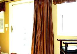 half door curtains half window