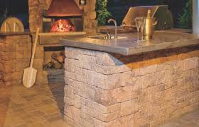 outdoor patio and backyard medium size corner fireplace patio covered pizza oven outdoor with ideas construction