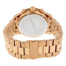 michael kors runway chronograph rose gold tone men s watch mk8096 michael kors runway chronograph rose gold tone men s watch mk8096
