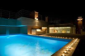swimming pool lighting options.  Lighting Swimming Pool Lighting Design Exellent Pool Swimming Lighting Ideas  KITCHENTODAY And Design N Intended Options E
