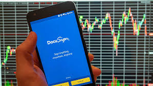 DocuSign Earnings Top Estimates, Stock Falls In After Hours ...