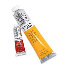 Winsor Newton Winton Oil Colors