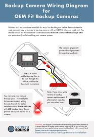 Wireless Reverse Camera Wiring Diagram Car Camera Wiring Diagram