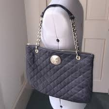 👜10% OFF👜Black quilted leather DKNY handbag | Dkny handbags ... & Beautiful quilted purse Adamdwight.com