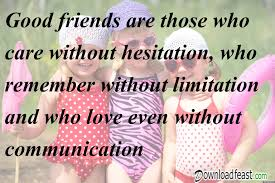 Good Quotes On Friendship With Images