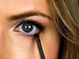how to do cute and pretty eye makeup for