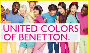 Risultati immagini per united colors of benetton