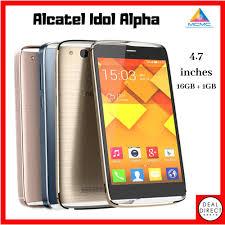 CLEARANCE ] Original Alcatel Idol Alpha ...
