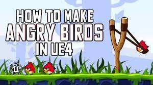 Make Angry Birds in one video (Unreal Engine blueprints tutorial) - YouTube