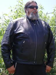 tall big vented racer leather motorcycle jacket 199 select the size