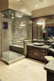Bathroom Modern Floors Plans Master Bathroom Pictures Custom - Contemporary master bathrooms