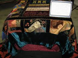 QUILTING LION: Definitions of a Crazy Quilt & Ladies, from the very beginning of the Victorian era