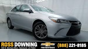 used Toyota at Ross Downing Auto Group , Hammond