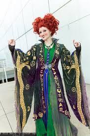 Winifred Sanderson Costume Pattern