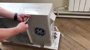 Обзор кондиционера <b>General Electric</b> (<b>GE Appliances</b>) серии Prime