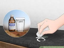image titled clean granite countertops step 10