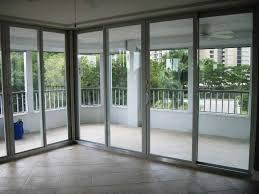 Accordion Door Repair & ... Glass Doors Patio Folding Panoramic Door ...