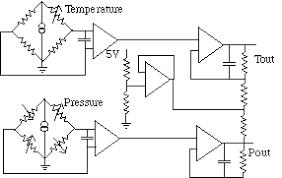 pressure transducer circuit diagram diagram pressure sensor wiring diagram nodasystech com