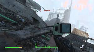 Noclip mode ON - Fallout 4 - YouTube