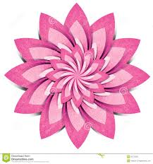 Recycled Flower Paper Flower Origami Recycled Paper Craft Stock Image Image Of