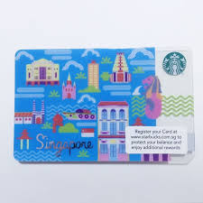 Get the best items from the newest lunar new year collection at starbucks for as little as $22.90. Starbucks Gift Card Singapore Edition Entertainment Gift Cards Vouchers On Carousell