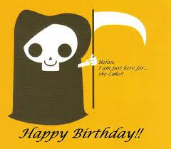 Halloween Birthday Cards Halloween Card For Birthday