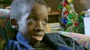 Gail Johnson Honors Adopted Son Nkosi Video - ABC News