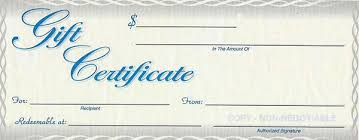 gift certificate for business gift certificates avia hair salon and day spa in la mesa ca