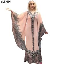 New <b>African Dresses for</b> Women <b>Dashiki</b> Print <b>African Clothes</b> Bazin ...