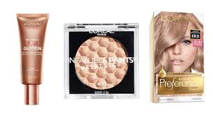 l oreal promotes glowing makeup hair for the holidays