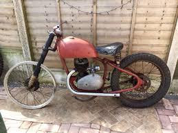 1954 ambador por motorcycle with a villiers 8e 197cc engine