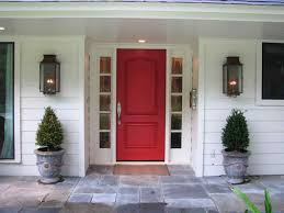 Front Door : Color For Front Door Best Ing Good S Most Popular Red ...